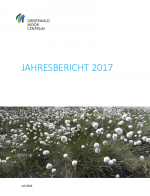 Cover Jahersbericht 2017
